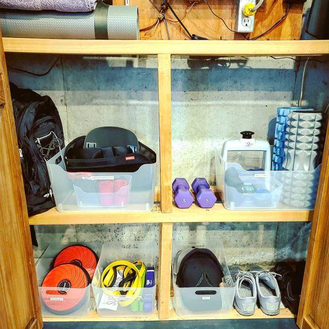 basement-declutter-project-rhode-island
